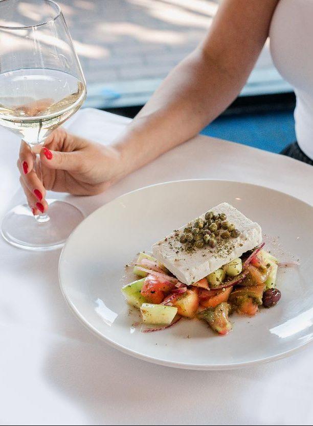 Salad Seafood Restaurant